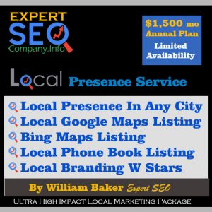 Local SEO Presence for REI professionals