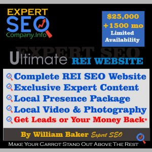 Ultimate SEO Website and Local Presence Package